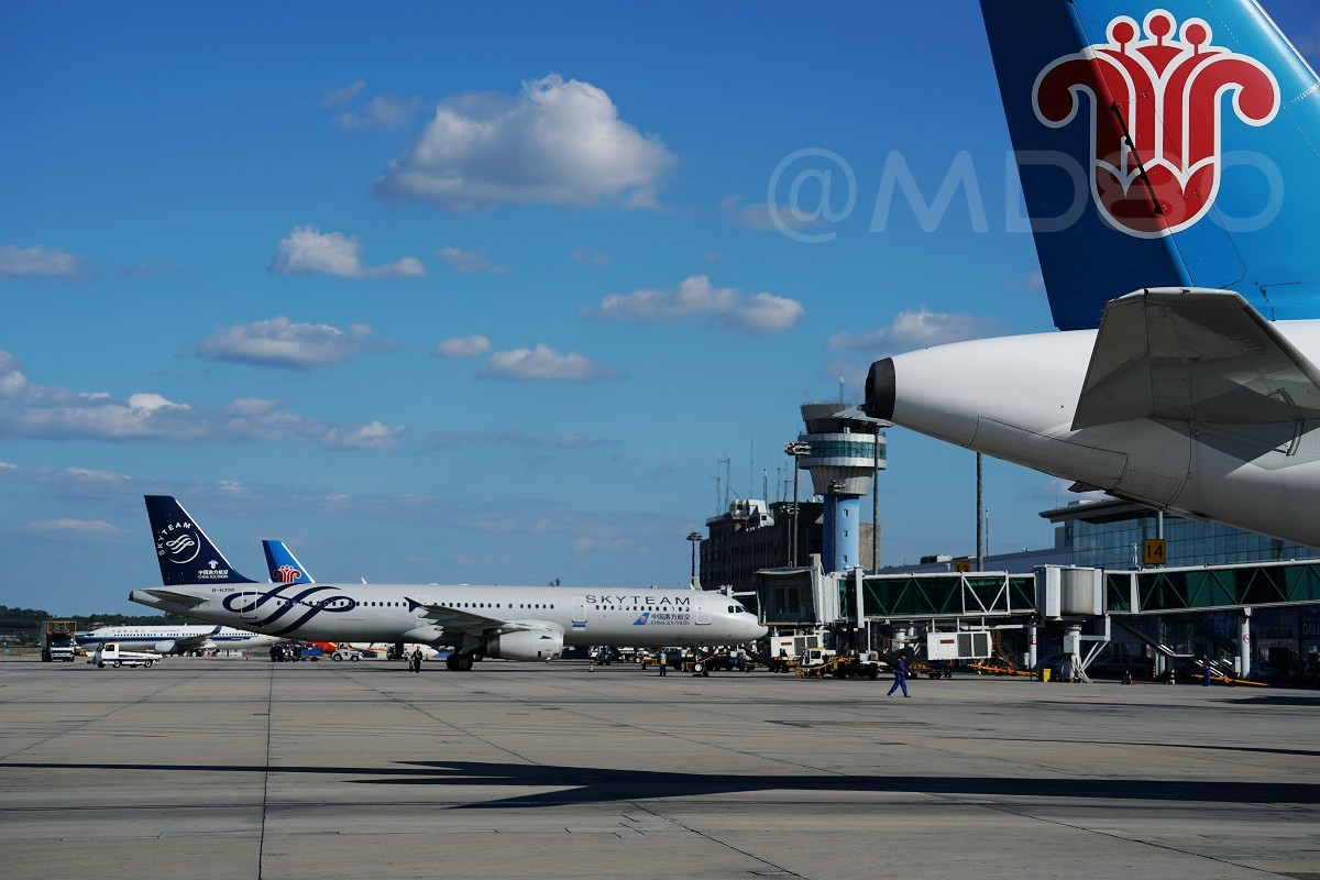 Re:[原创][DLC内场] 天合联盟号入驻DLC AIRBUS A321-200 B-6398 中国大连国际机场