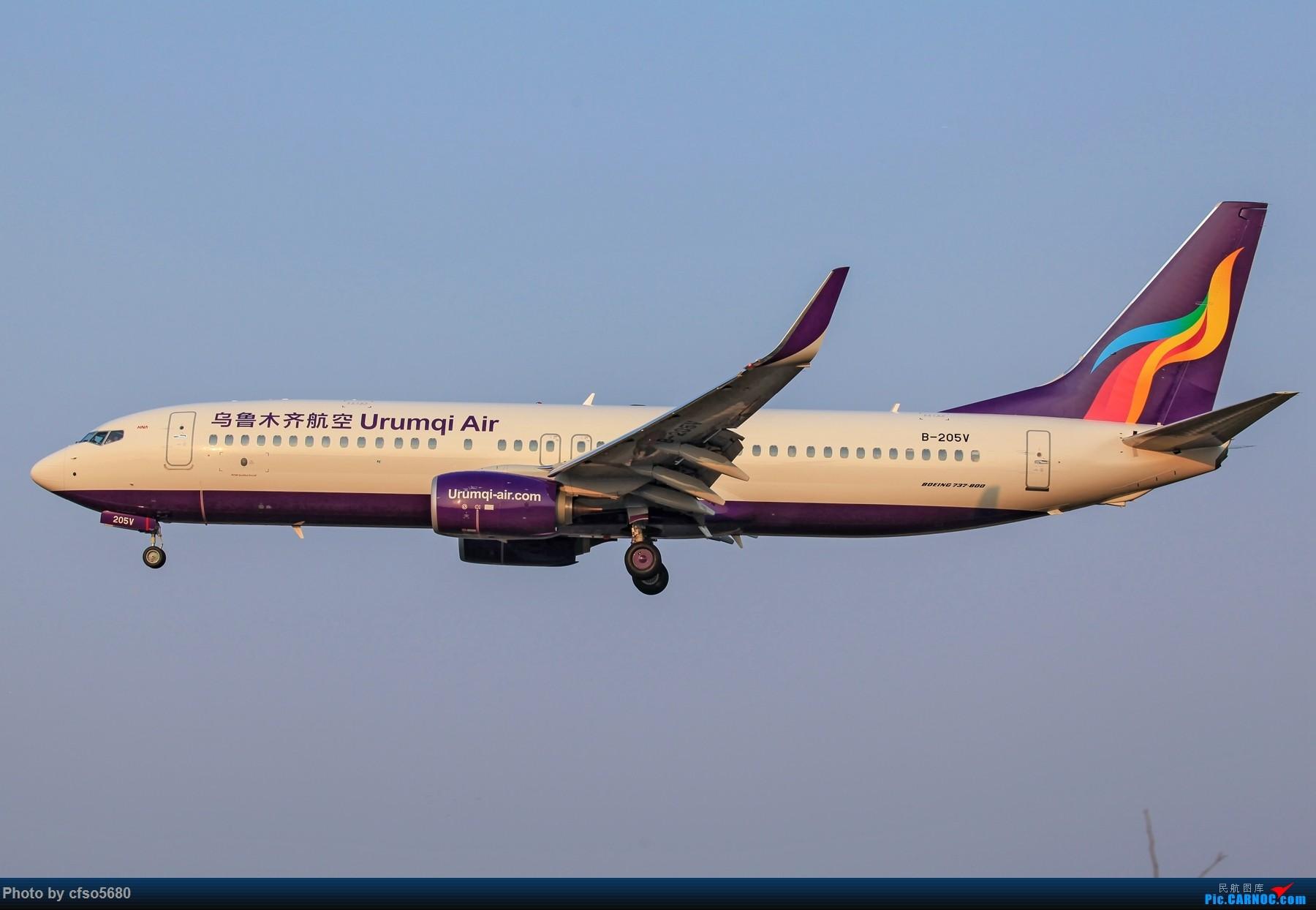 Re:[原创]国庆假期合肥新桥机场拍机活动 BOEING 737-800 B-205V 中国合肥新桥国际机场