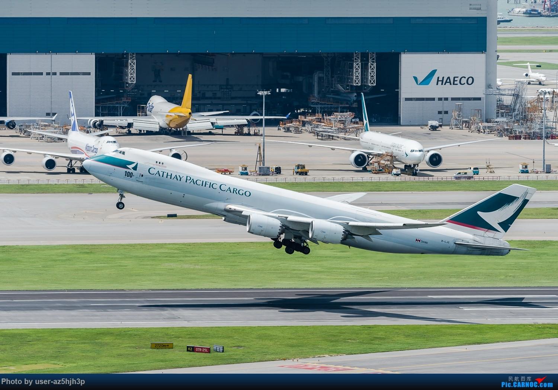 Re:[原创]香港沙螺湾拍机 BOEING 747-8I B-LJC 香港赤鱲角国际机场