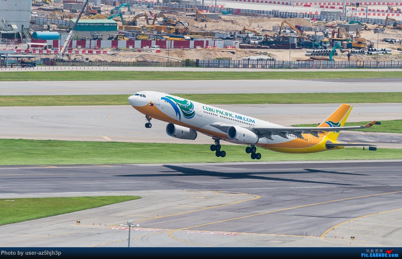 Re:[原创]香港沙螺湾拍机 AIRBUS A330-300 RP-C3346 香港赤鱲角国际机场