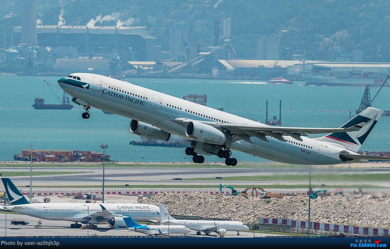 Re:[原创]香港沙螺湾拍机 AIRBUS A330-300 B-LAR 香港赤鱲角国际机场