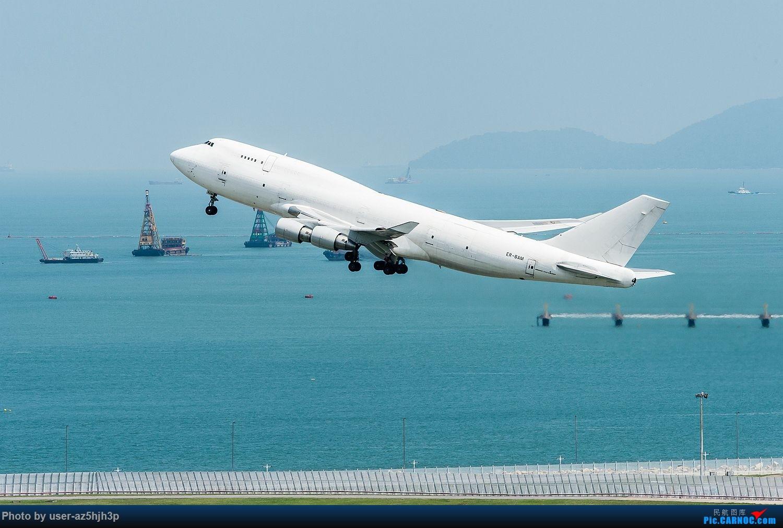 Re:[原创]香港沙螺湾拍机 BOEING 747-409 ER-BAM 香港赤额角国际机场