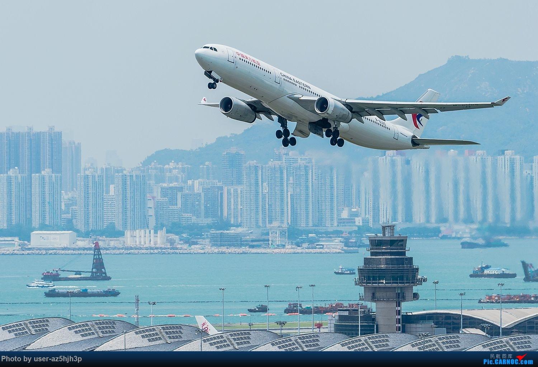 Re:[原创]香港沙螺湾拍机 AIRBUS A330-300 B-6085 香港赤国际机场鱲角