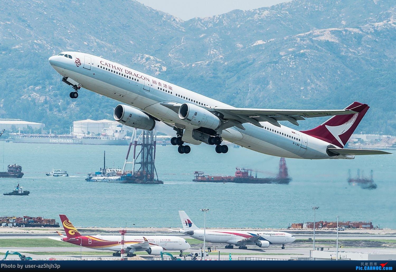 Re:[原创]香港沙螺湾拍机 AIRBUS A330-300 B-LBG 香港赤鱲角国际机场