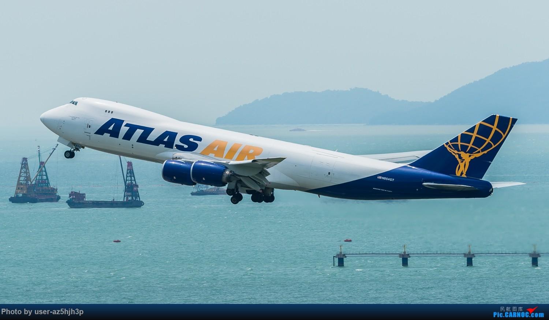 Re:[原创]香港沙螺湾拍机 BOEING 747-8 N854GT 香港赤鱲角国际机场