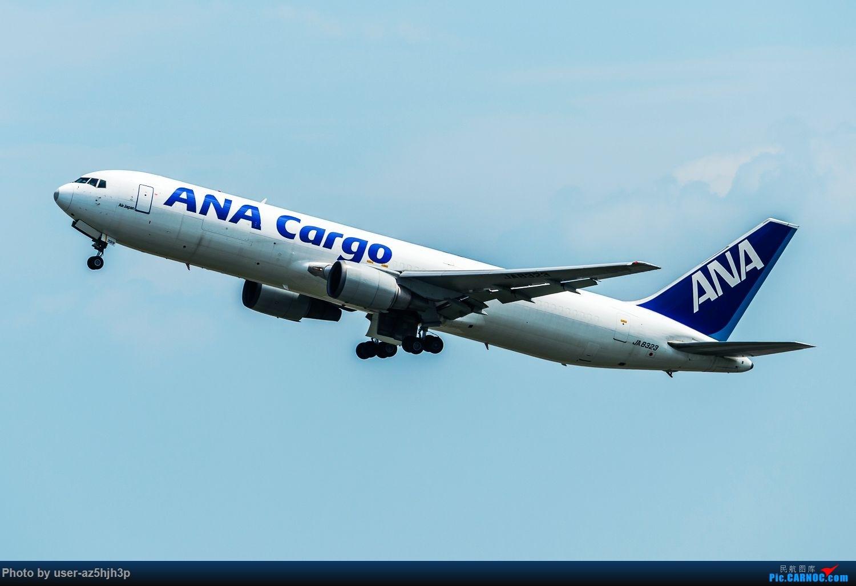 Re:[原创]香港沙螺湾拍机 BOEING 767-381ER JA8323 香港赤鱲角国际机场