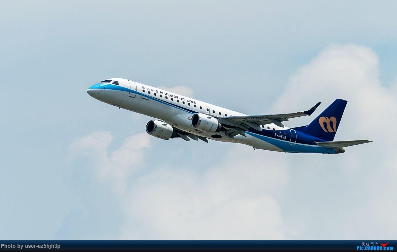 Re:[原创]香港沙螺湾拍机 EMBRAER ERJ-190 B-16828 香港赤鱲角国际机场
