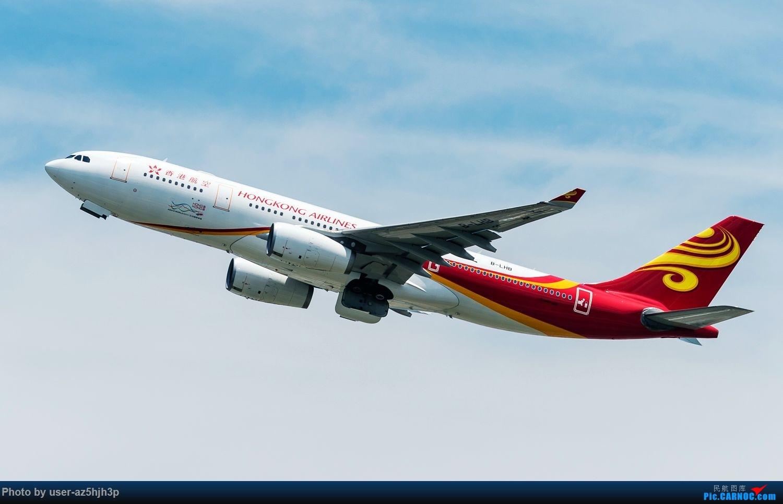 Re:[原创]香港沙螺湾拍机 AIRBUS A330-200 B-LHB 香港赤鱲角国际机场