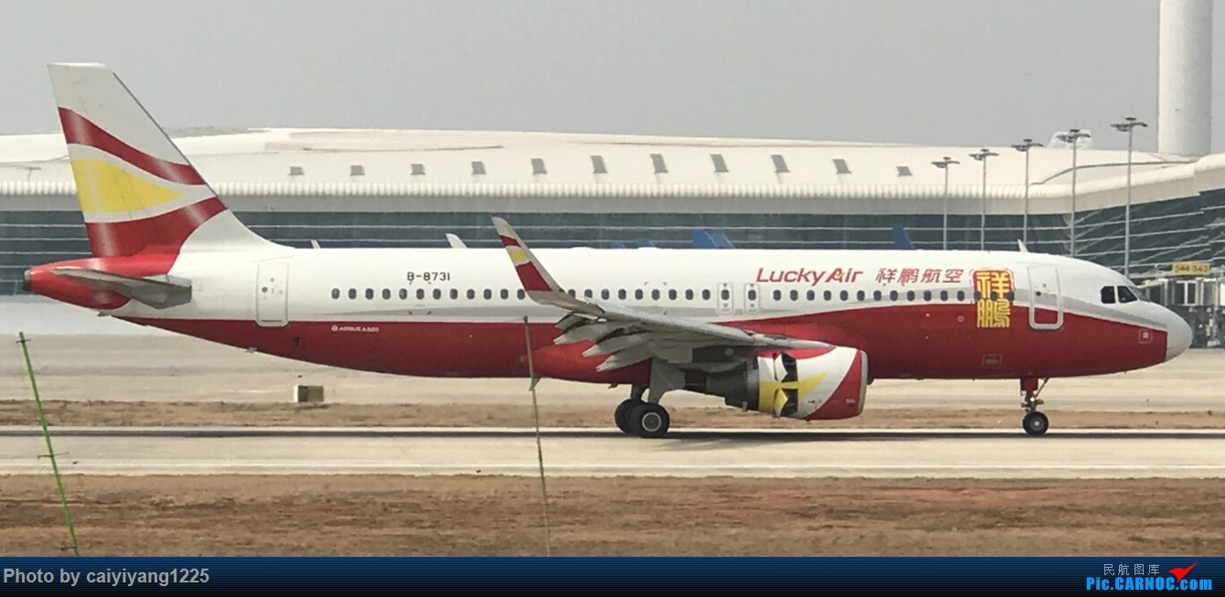 Re:[原创]武汉国庆拍机ps:出门忘带相机 拿手机拍的烂货请见谅! AIRBUS A320-200 B-8731 武汉天河国际机场