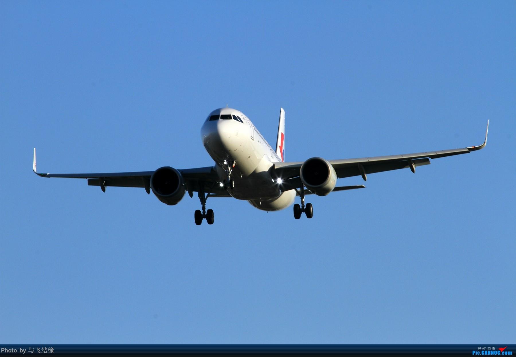 Re:[原创]东航airbus a320neo靓照一组。 AIRBUS A320NEO B-1076 中国北京首都国际机场