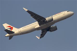 Re:东航airbus a320neo靓照一组。