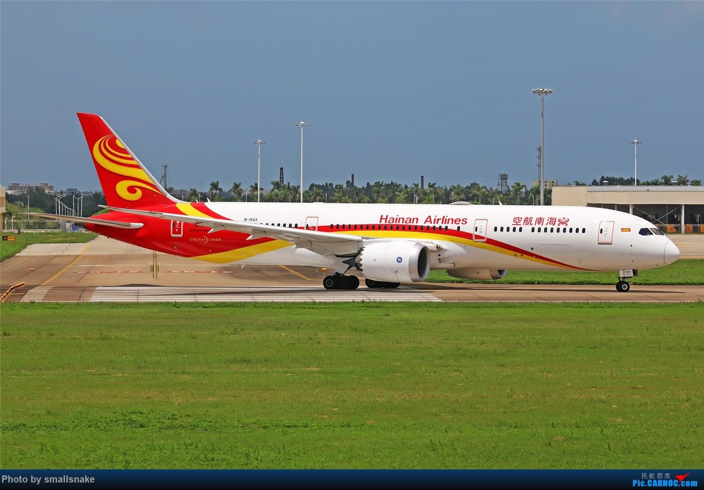 Re:[原创]海口美兰机场拍机... BOEING 787-9 B-1543 海口美兰国际机场