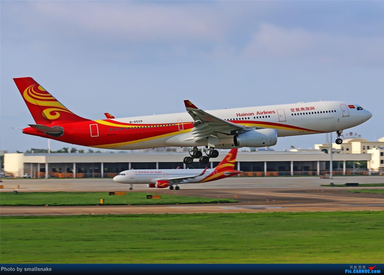 Re:[原创]海口美兰机场拍机... AIRBUS A330-300 B-6529 海口美兰国际机场