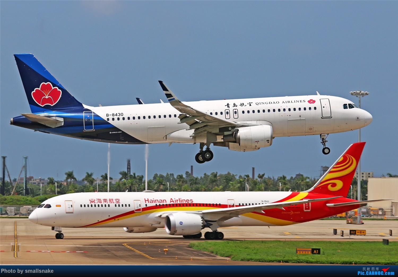 Re:[原创]海口美兰机场拍机... AIRBUS A320-200 B-8430 海口美兰国际机场