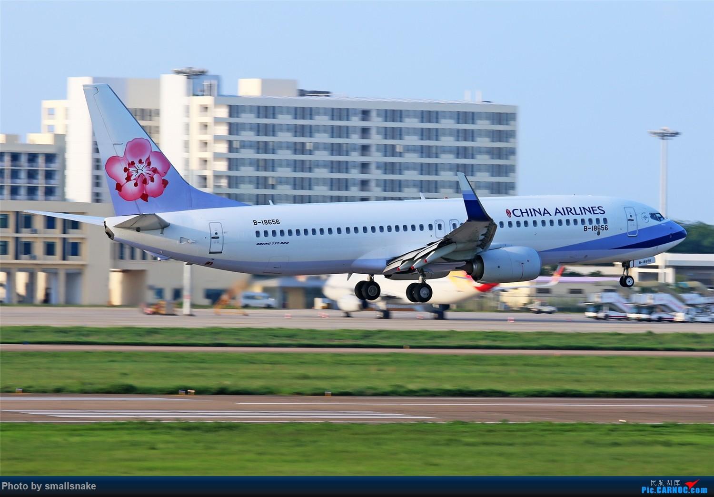 Re:海口美兰机场拍机... BOEING 737-800 B-18656 海口美兰国际机场