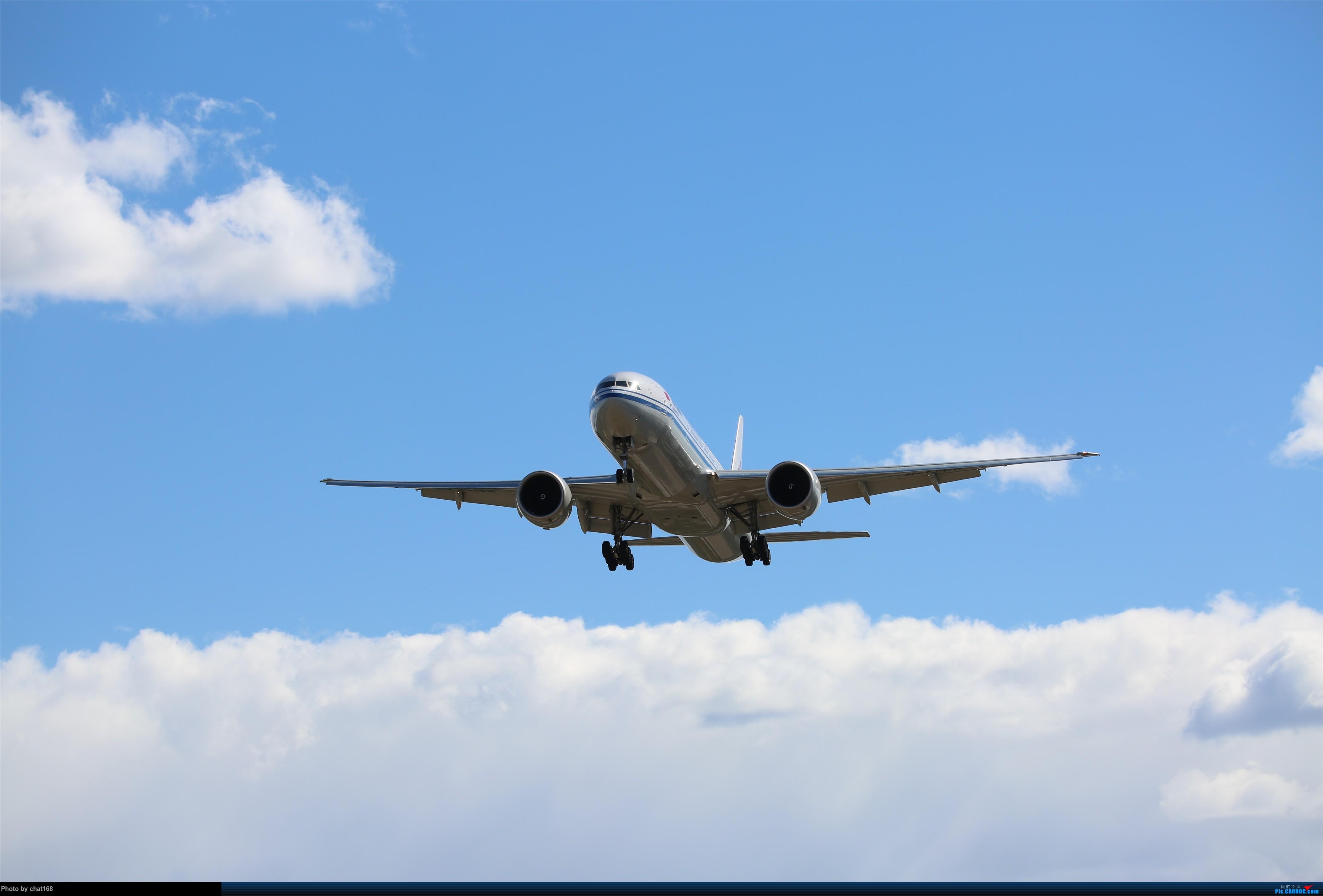 [原创]国航777 BOEING 777-300ER B-1266 中国北京首都国际机场