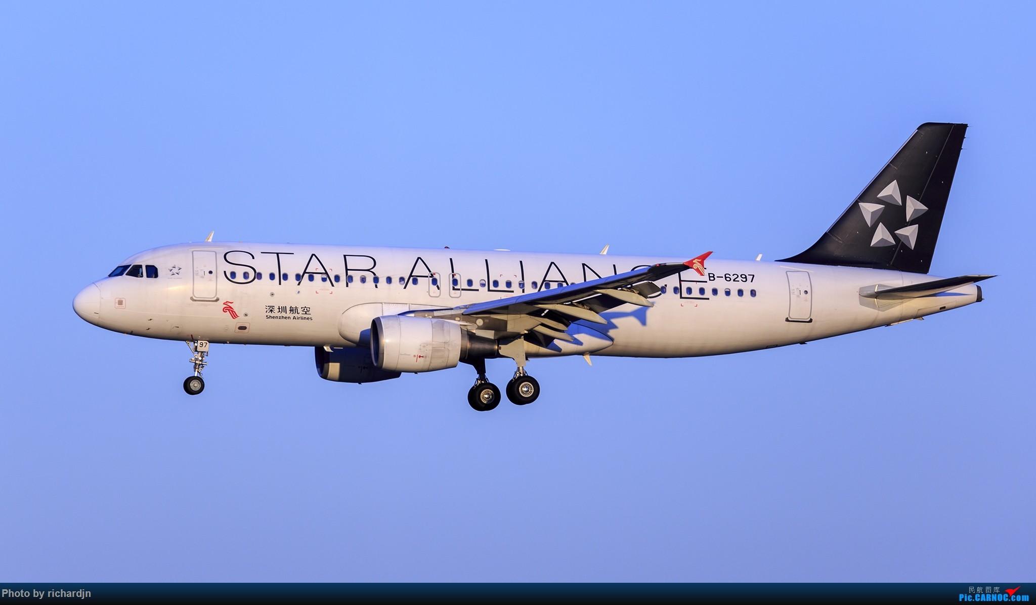 Re:[原创]2018年10月1日ZBAA撸机 AIRBUS A320-200 B-6297 中国北京首都国际机场