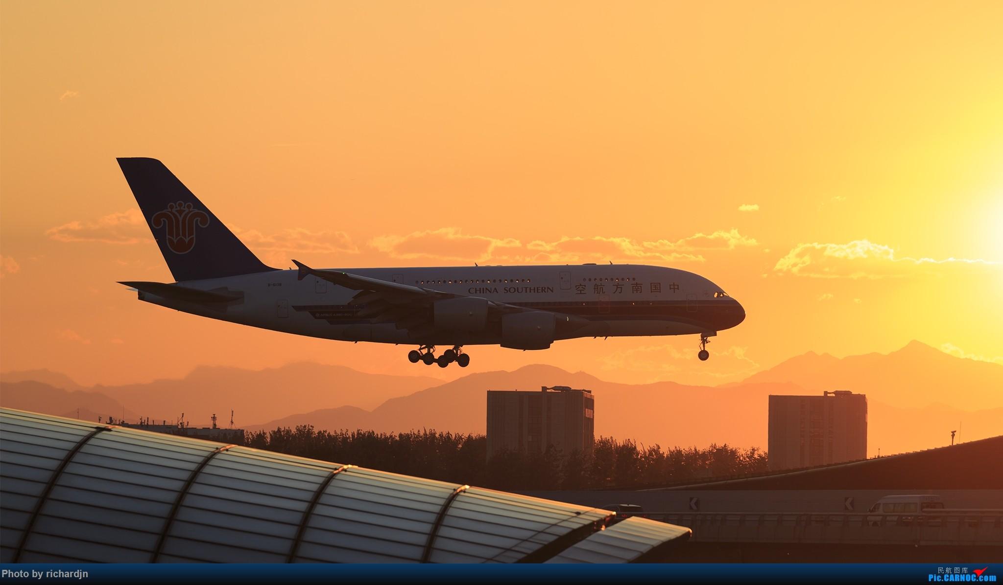 Re:[原创]2018年10月1日ZBAA撸机 AIRBUS A380 B-6138 中国北京首都国际机场