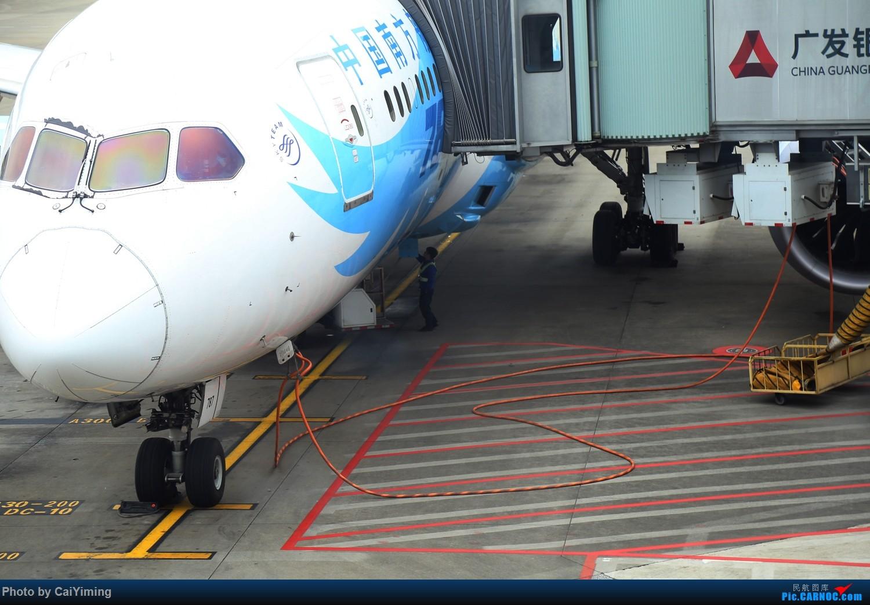 Re:[原创]白云之城——广州行记(南通兴东ZSNT/NTG—广州白云ZGGG/CAN—上海虹桥ZSSS/SHA) BOEING 787-8 B-2787 中国广州白云国际机场
