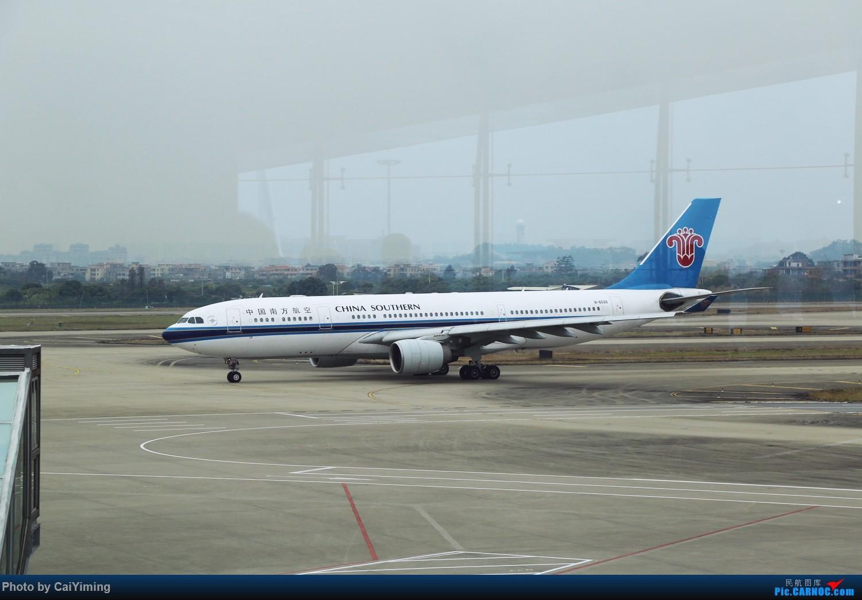 Re:[原创]白云之城——广州行记(南通兴东ZSNT/NTG—广州白云ZGGG/CAN—上海虹桥ZSSS/SHA) AIRBUS A330-200 B-6526 中国广州白云国际机场