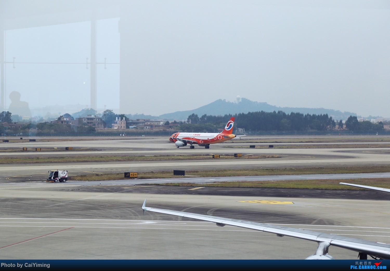 Re:[原创]白云之城——广州行记(南通兴东ZSNT/NTG—广州白云ZGGG/CAN—上海虹桥ZSSS/SHA) AIRBUS A320-200 B-6761 中国广州白云国际机场