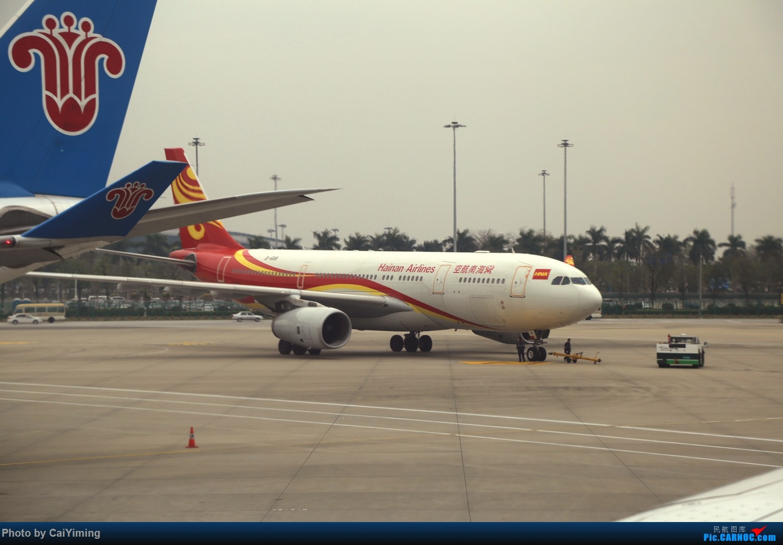Re:[原创]白云之城——广州行记(南通兴东ZSNT/NTG—广州白云ZGGG/CAN—上海虹桥ZSSS/SHA) AIRBUS A330-200 B-6118 中国广州白云国际机场