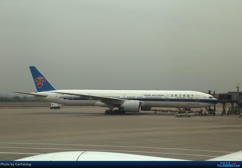 Re:[原创]白云之城——广州行记(南通兴东ZSNT/NTG—广州白云ZGGG/CAN—上海虹桥ZSSS/SHA) BOEING 777-300ER B-2099 中国广州白云国际机场