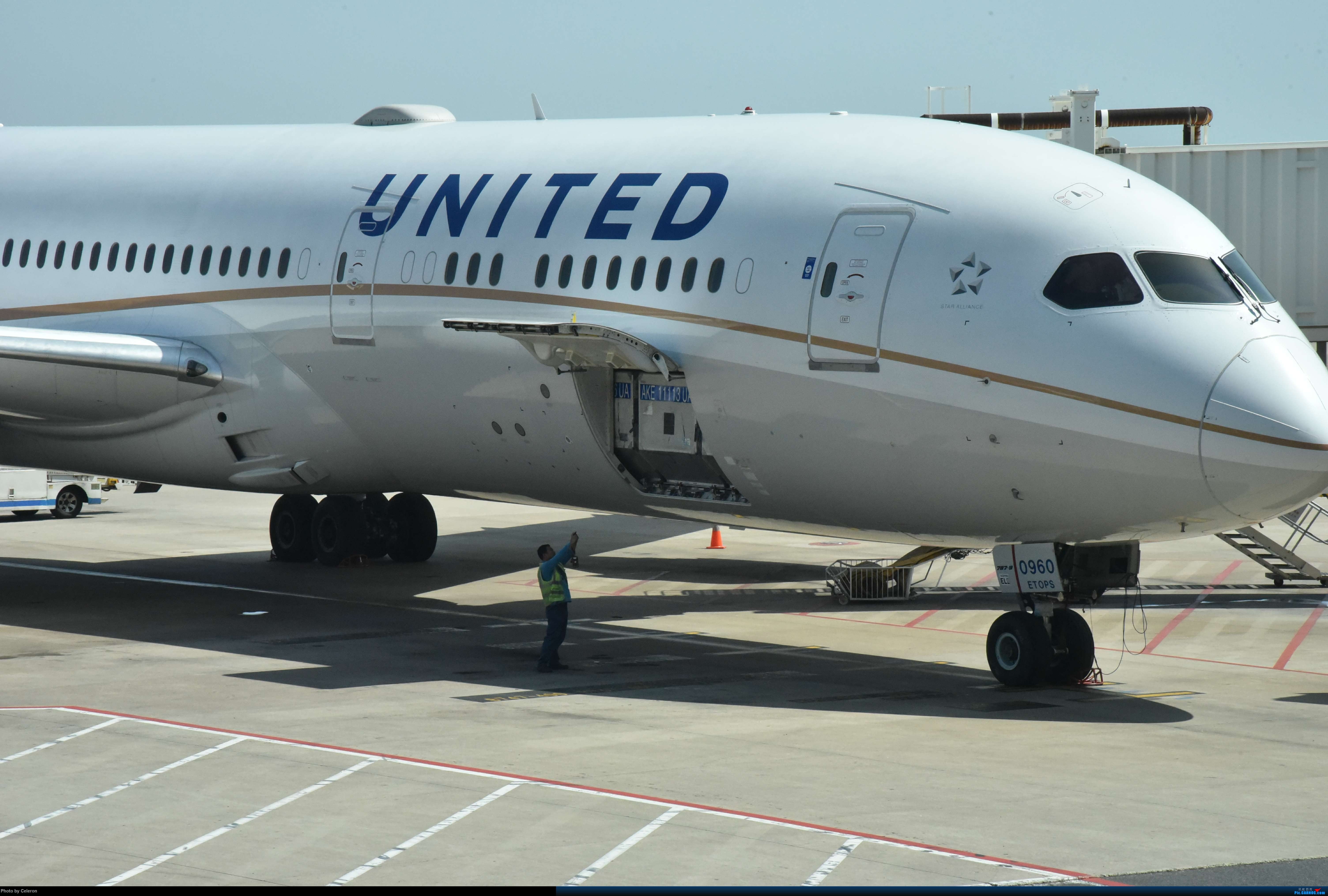 Re:[原创]中秋节上海之行返程PVG-XIY BOEING 787-9 N26960 中国上海浦东国际机场