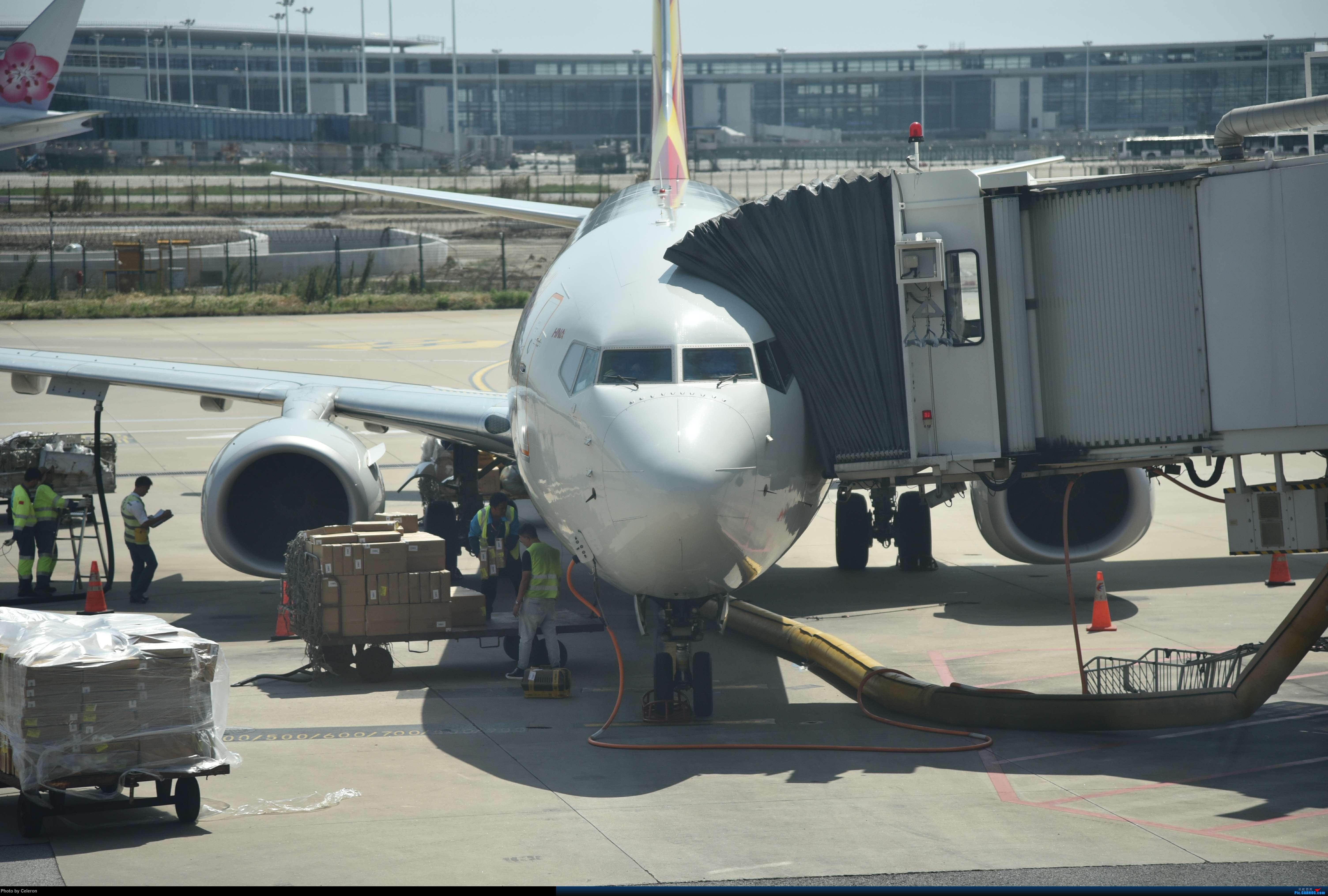 Re:[原创]中秋节上海之行返程PVG-XIY BOEING 737-800 B-7379 中国上海浦东国际机场