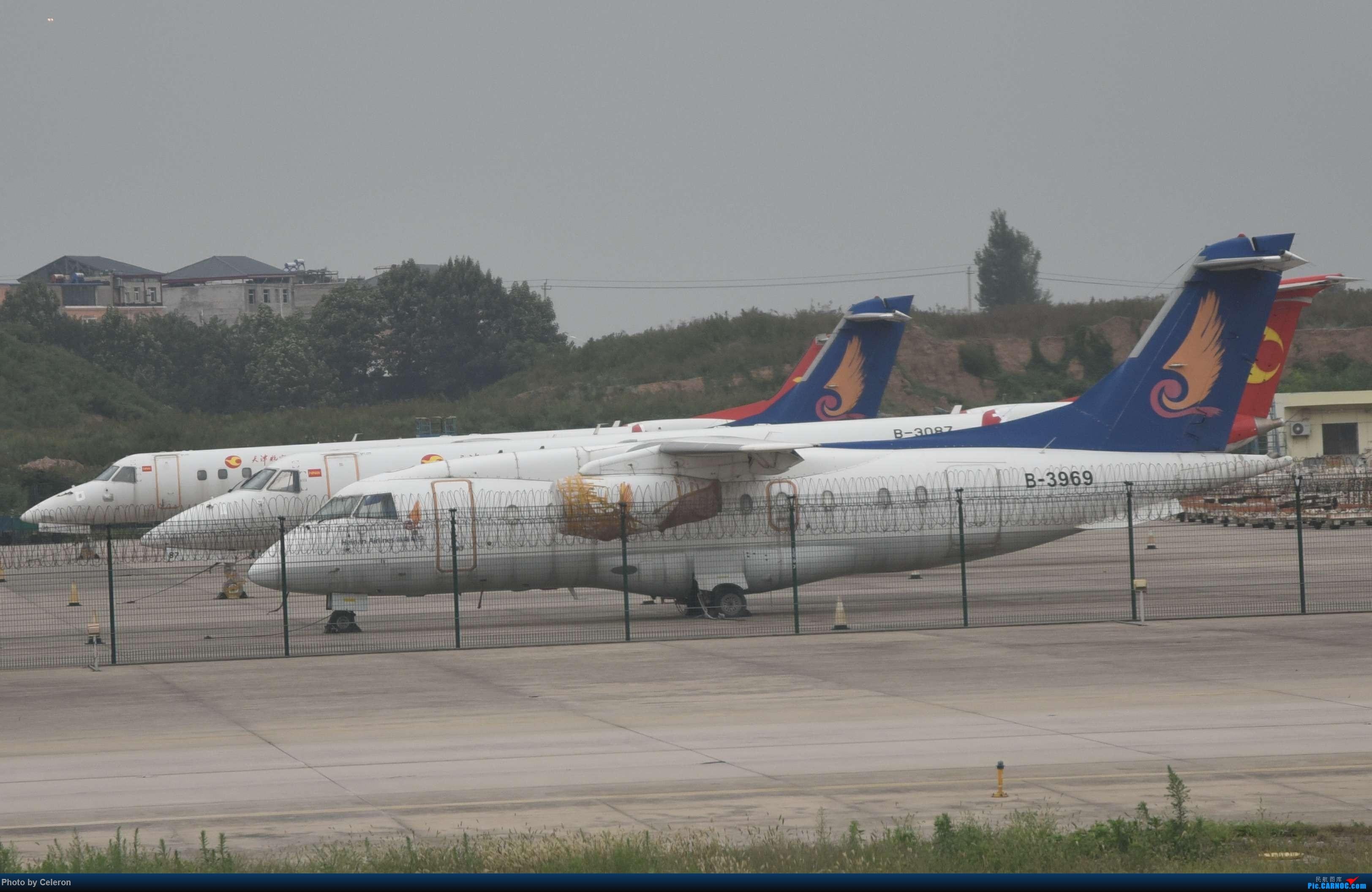 Re:[原创]中秋节上海之行返程PVG-XIY FAIRCHILD DORNIER 328JET-300 B-3969 中国西安咸阳国际机场