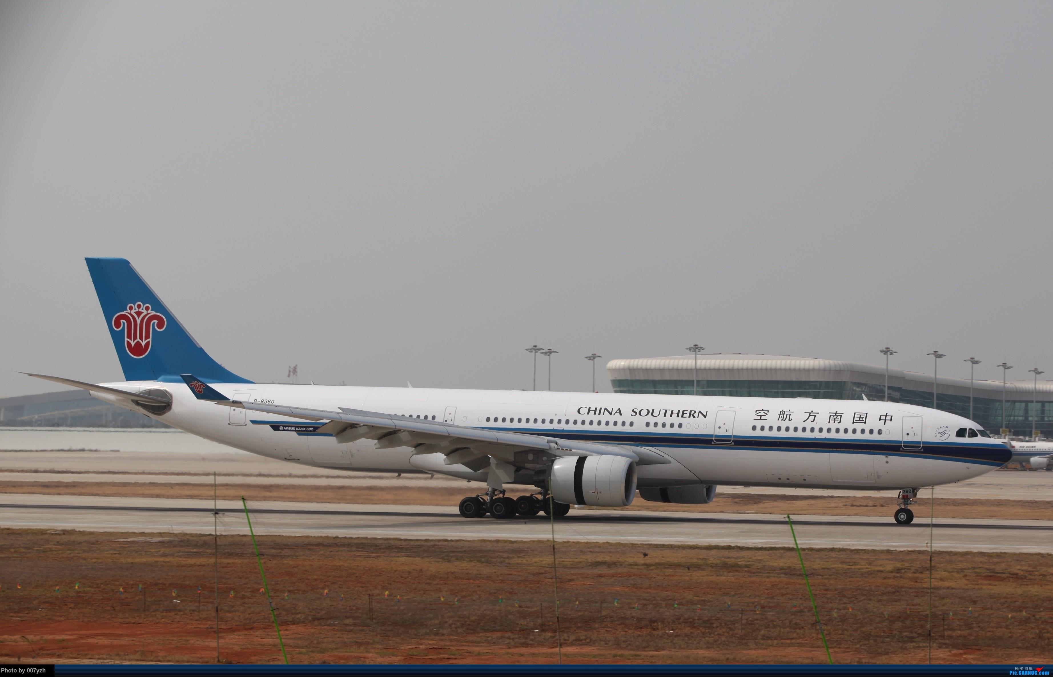 Re:[原创]WUH小拍,终于找到了在WUH拍机的组织 AIRBUS A330-300 B-8360 中国武汉天河国际机场