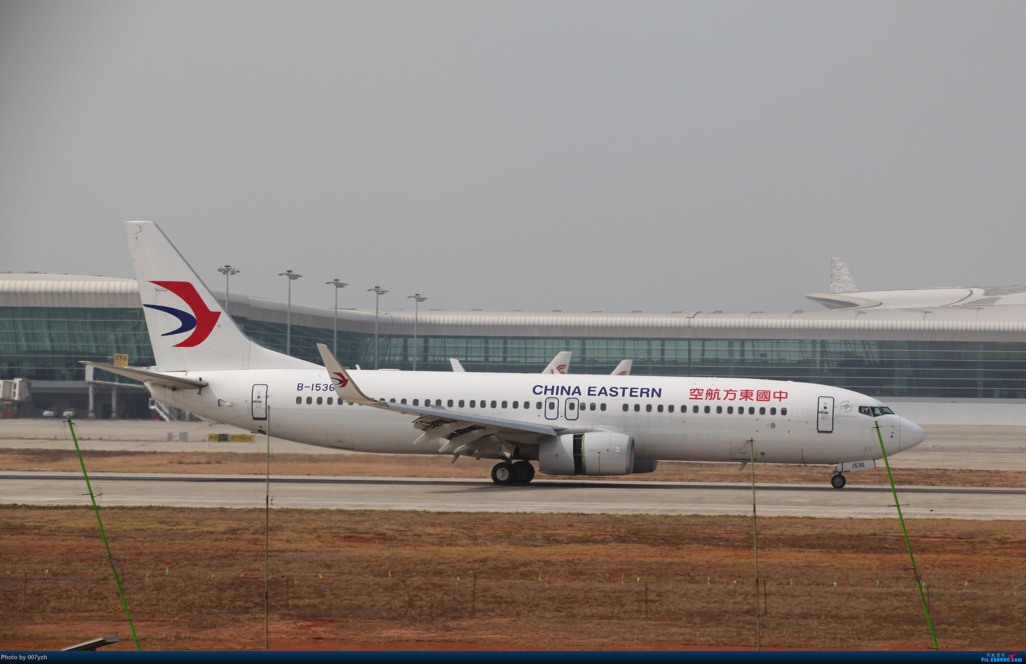 Re:[原创]WUH小拍,终于找到了在WUH拍机的组织 BOEING 737-800 B-1536 中国武汉天河国际机场