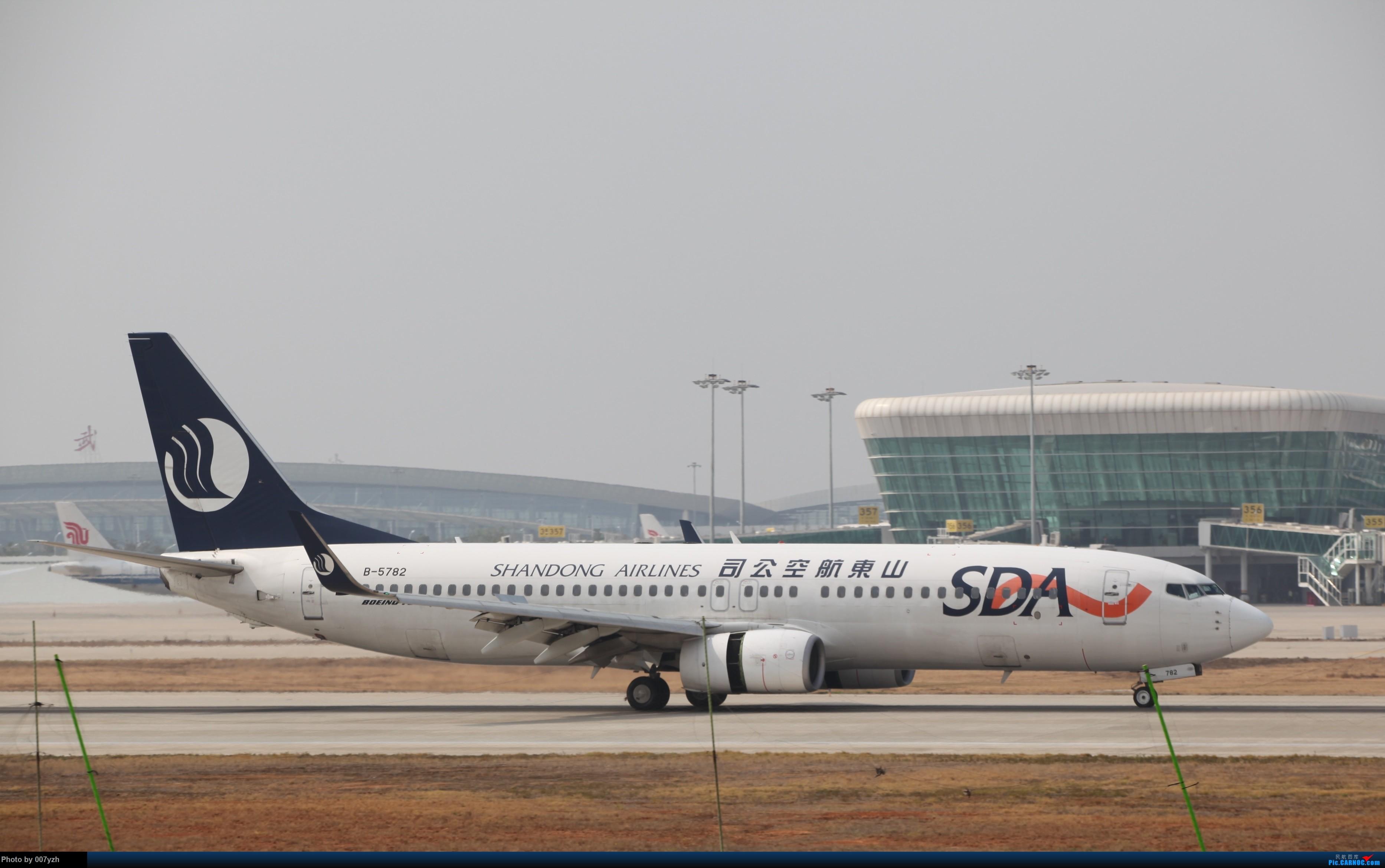 Re:[原创]WUH小拍,终于找到了在WUH拍机的组织 BOEING 737-800 B-5782 中国武汉天河国际机场