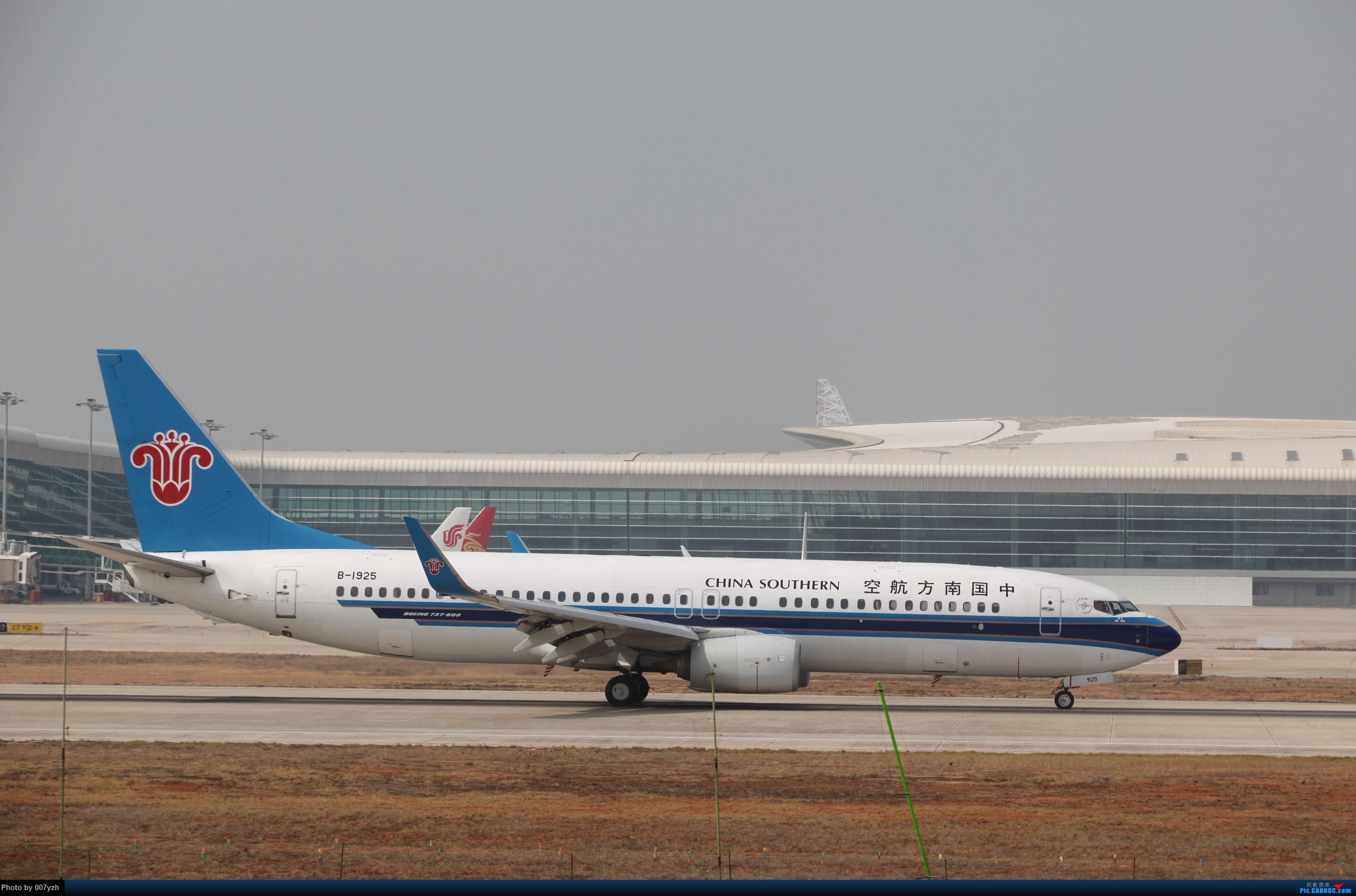 Re:[原创]WUH小拍,终于找到了在WUH拍机的组织 BOEING 737-800 B-1925 中国武汉天河国际机场