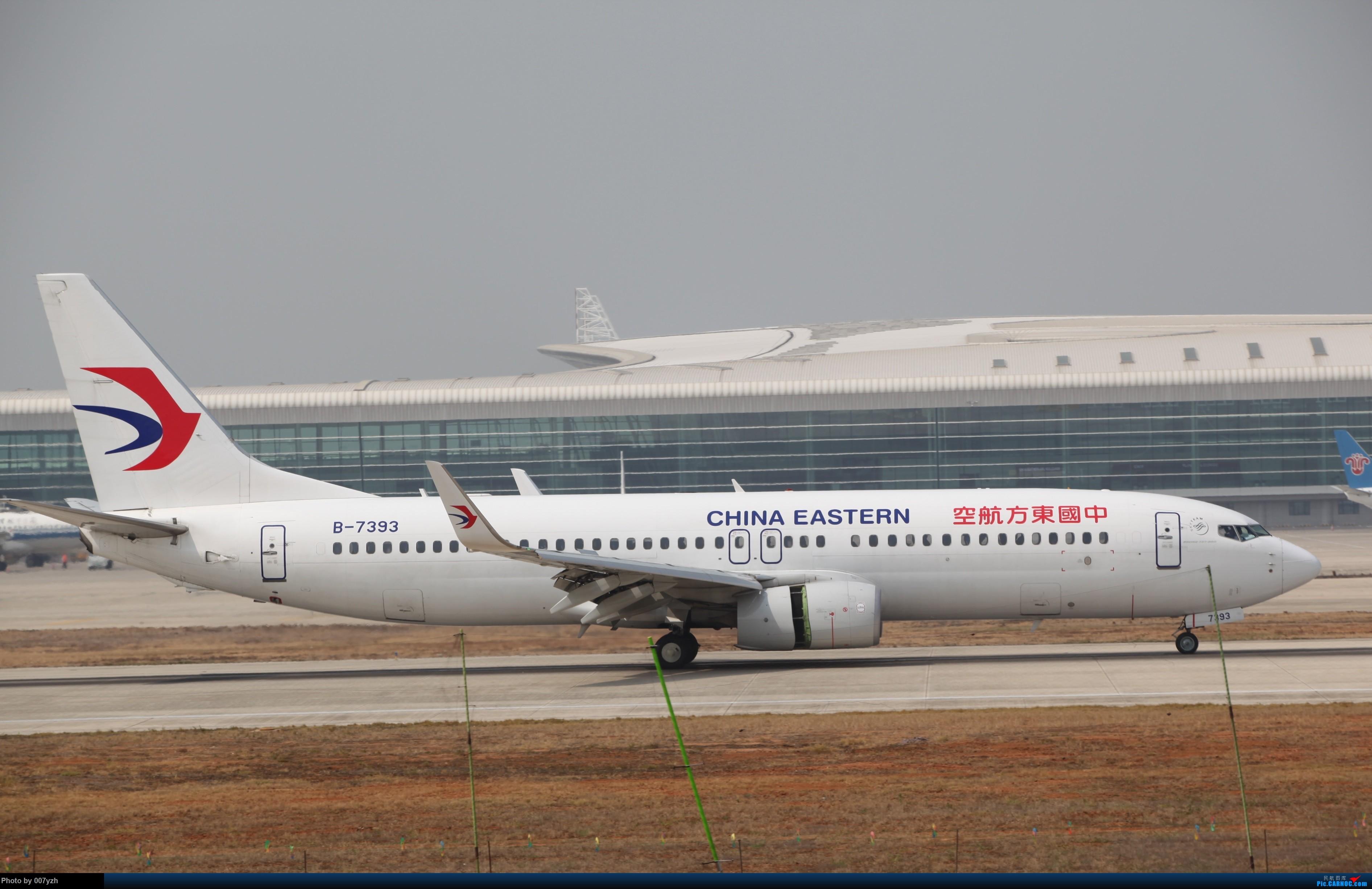 Re:[原创]WUH小拍,终于找到了在WUH拍机的组织 BOEING 737-800 B-7393 中国武汉天河国际机场
