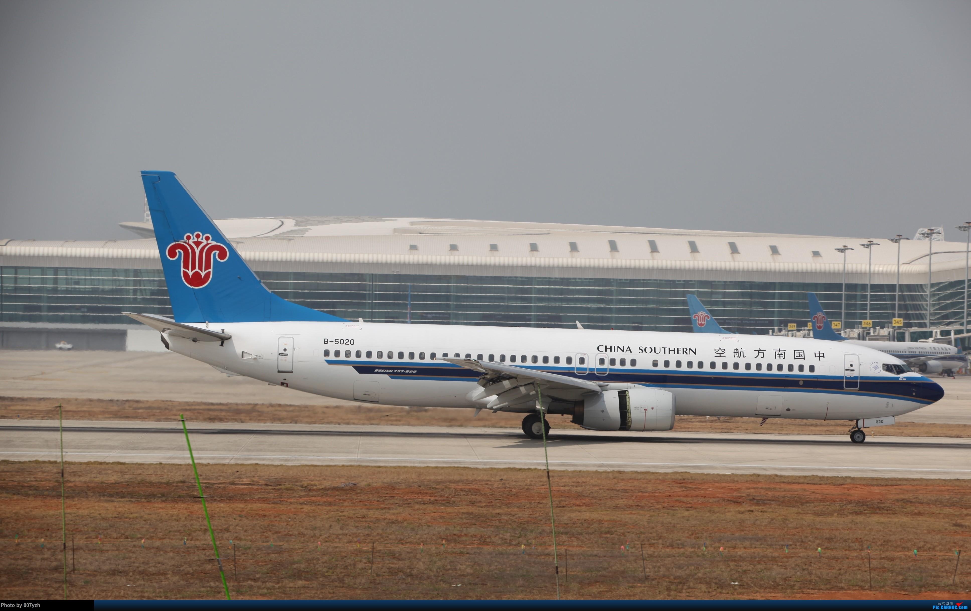 Re:[原创]WUH小拍,终于找到了在WUH拍机的组织 BOEING 737-800 B-5020 中国武汉天河国际机场
