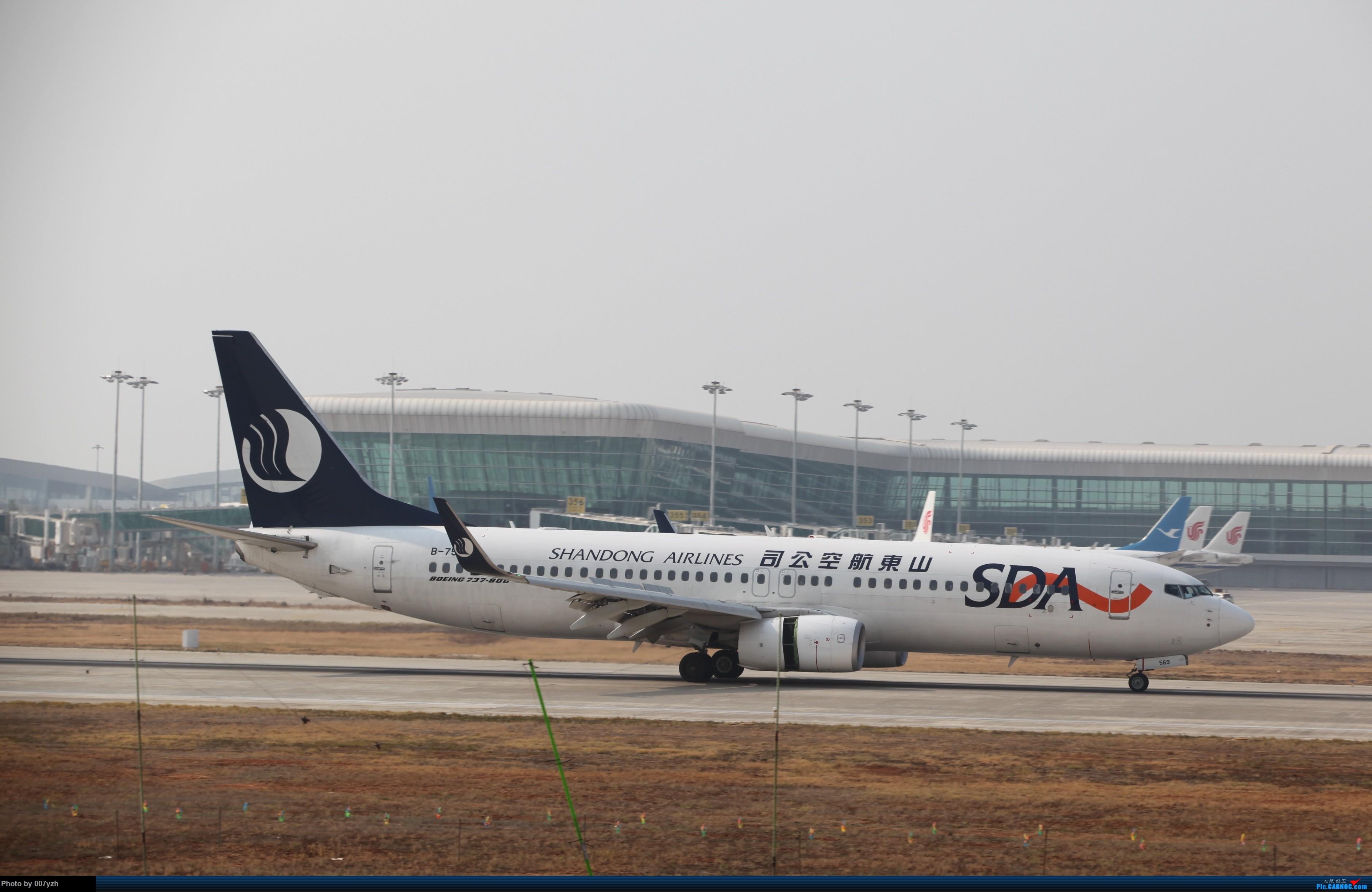 Re:[原创]WUH小拍,终于找到了在WUH拍机的组织 BOEING 737-800 B-7569 中国武汉天河国际机场