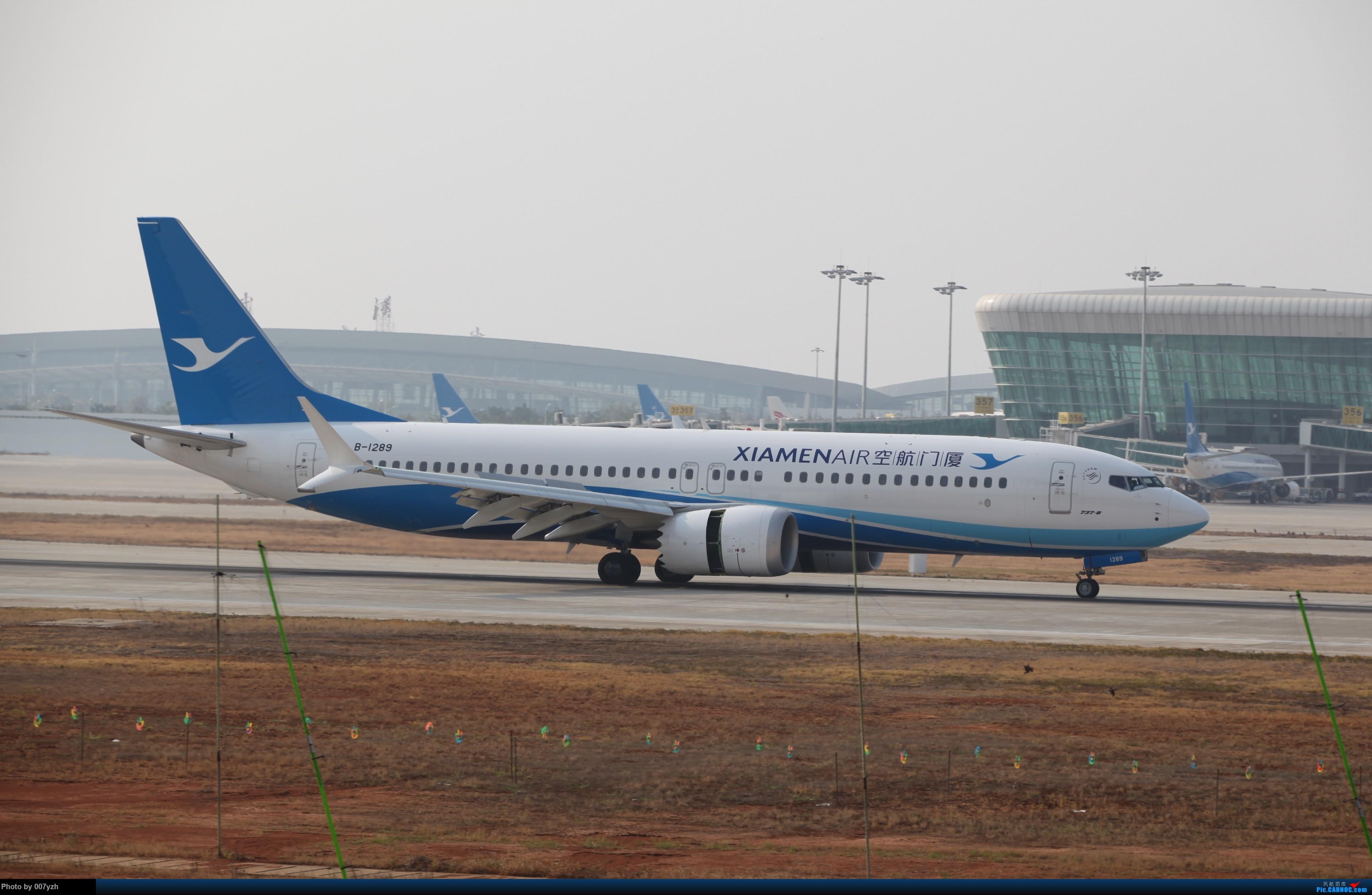Re:[原创]WUH小拍,终于找到了在WUH拍机的组织 BOEING 737MAX-8 B-1289 中国武汉天河国际机场