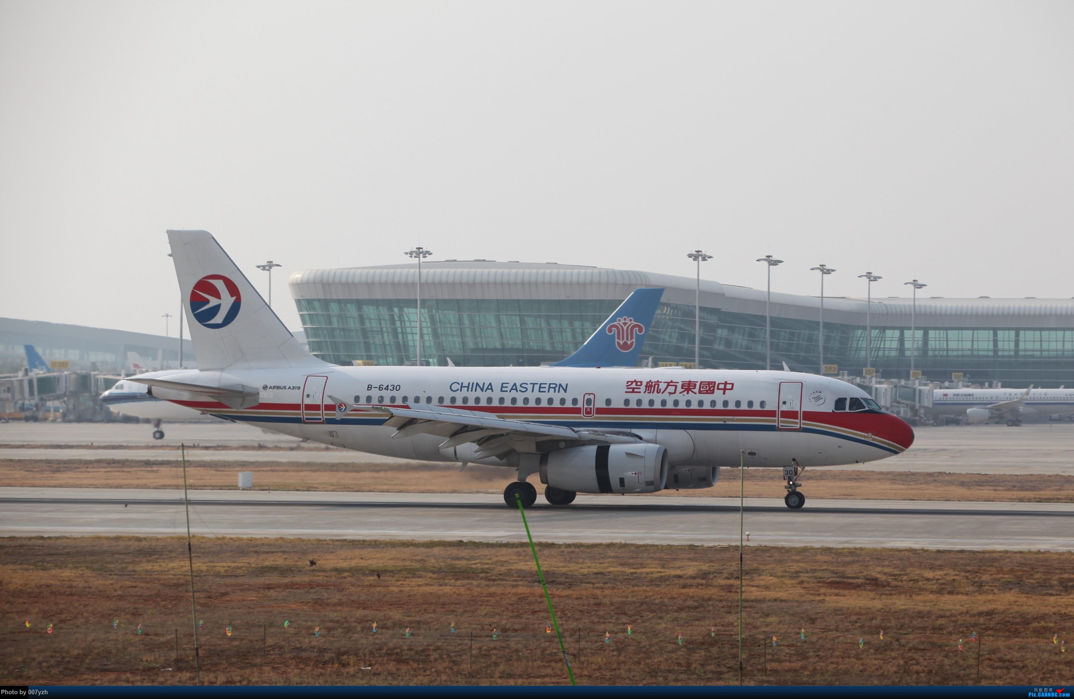 Re:[原创]WUH小拍,终于找到了在WUH拍机的组织 AIRBUS A319-100 B-6430 中国武汉天河国际机场