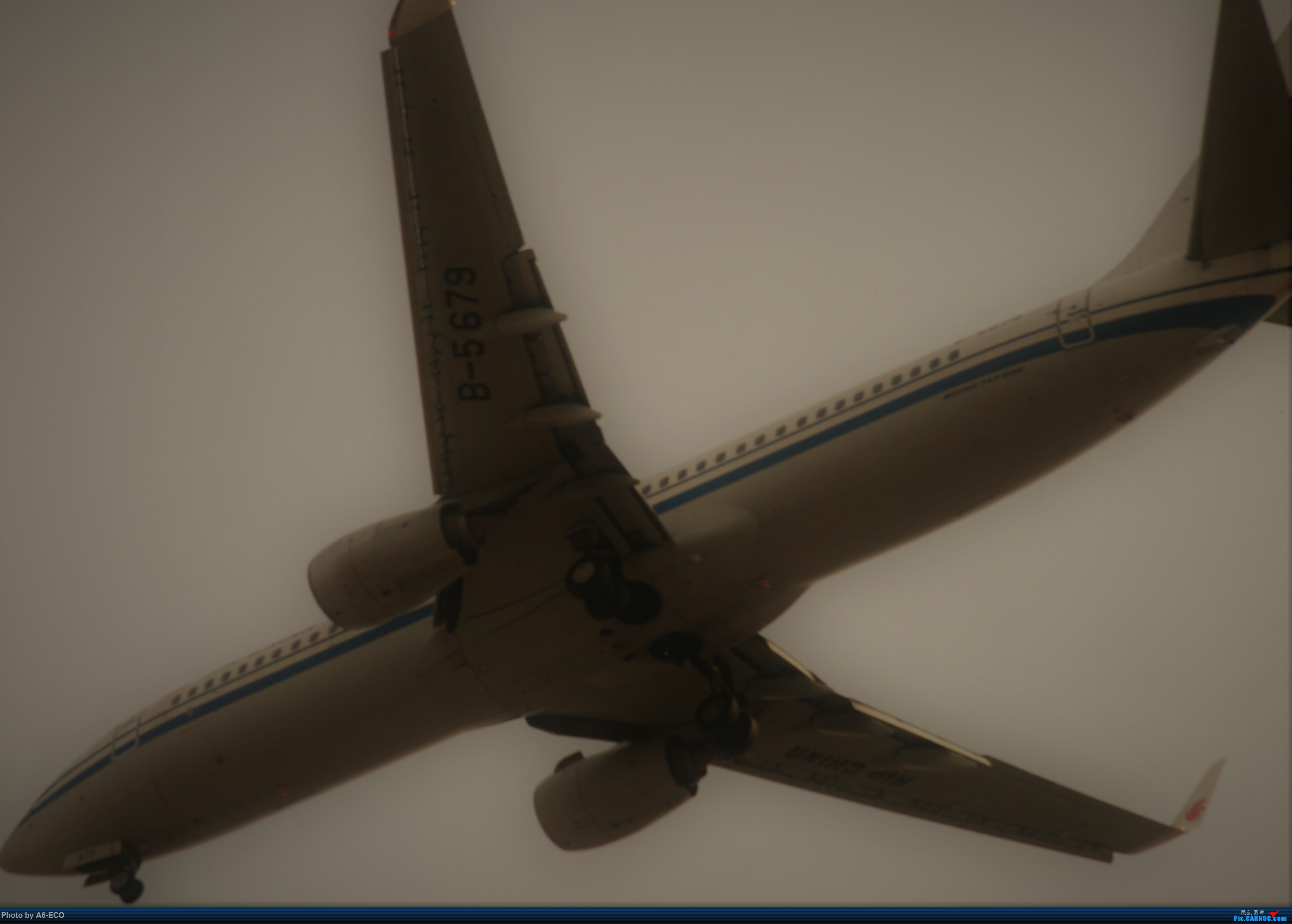 Re:[原创]【Siriの拍机】再次出现PEK BOEING 737-800 B-5679 中国北京首都国际机场