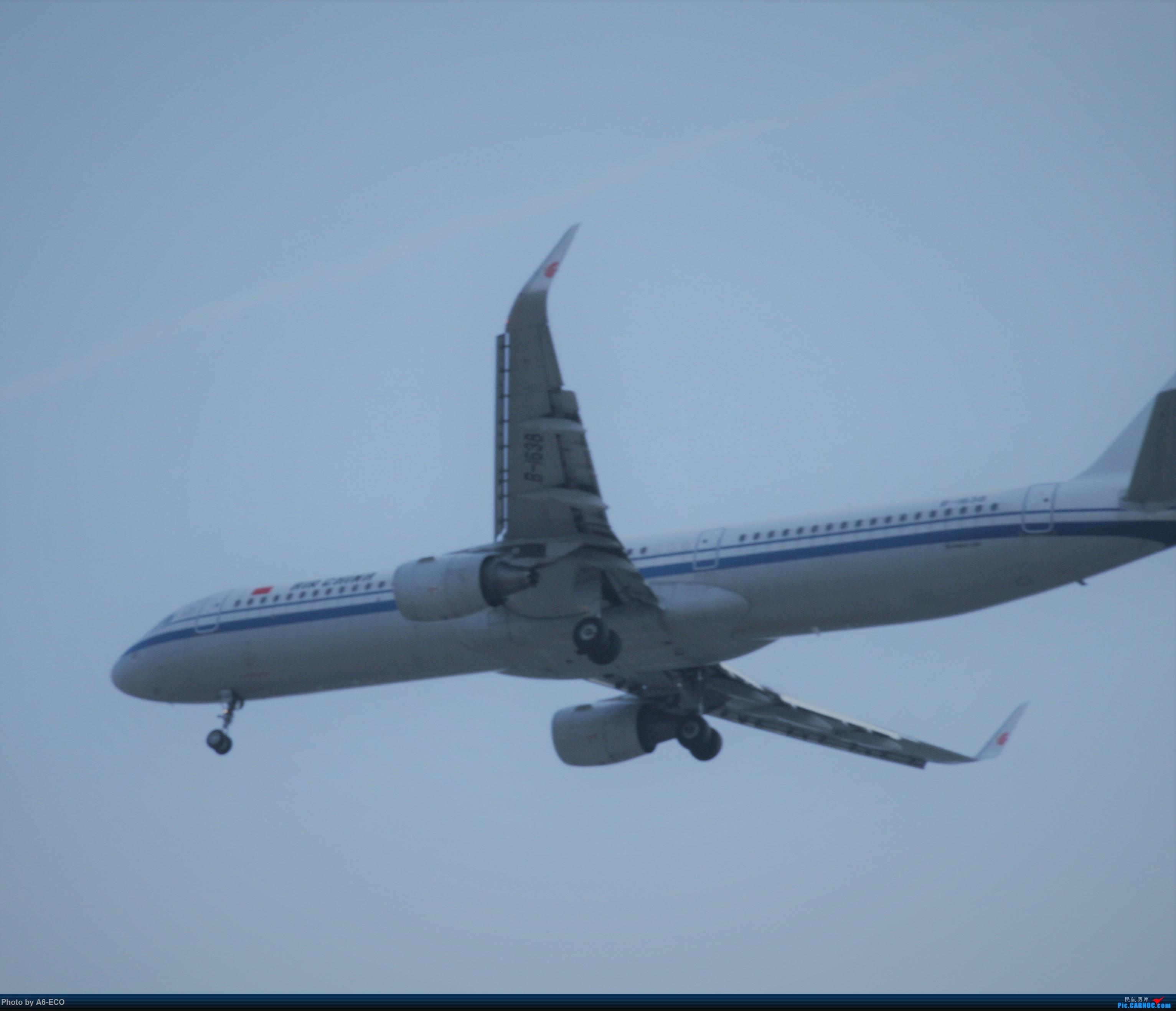 Re:[原创]【Siriの拍机】再次出现PEK AIRBUS A321-200 B-1638 中国北京首都国际机场