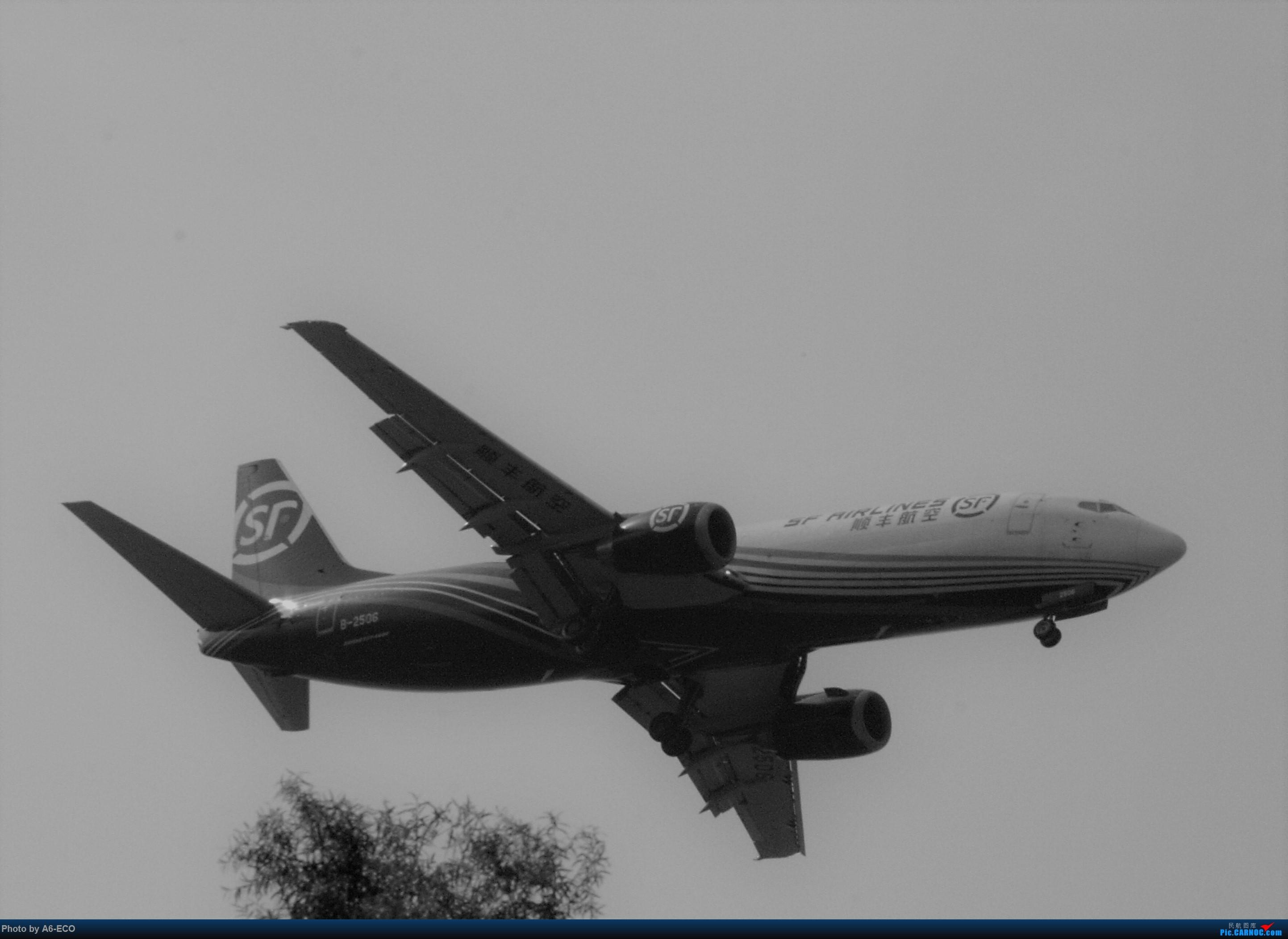 Re:[原创]【Siriの拍机】再次出现PEK BOEING 737-400 B-2506 中国北京首都国际机场