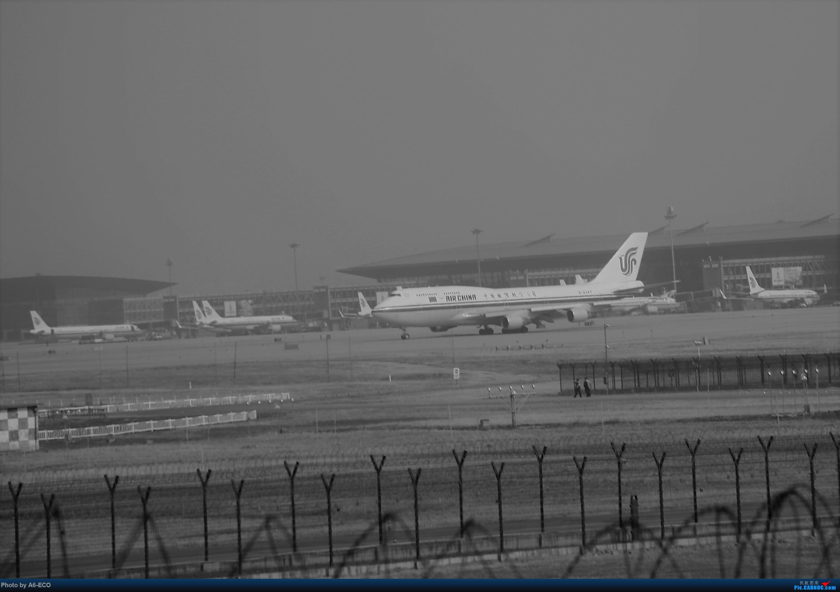 Re:[原创]【Siriの拍机】再次出现PEK BOEING 747-400 B-2447 中国北京首都国际机场