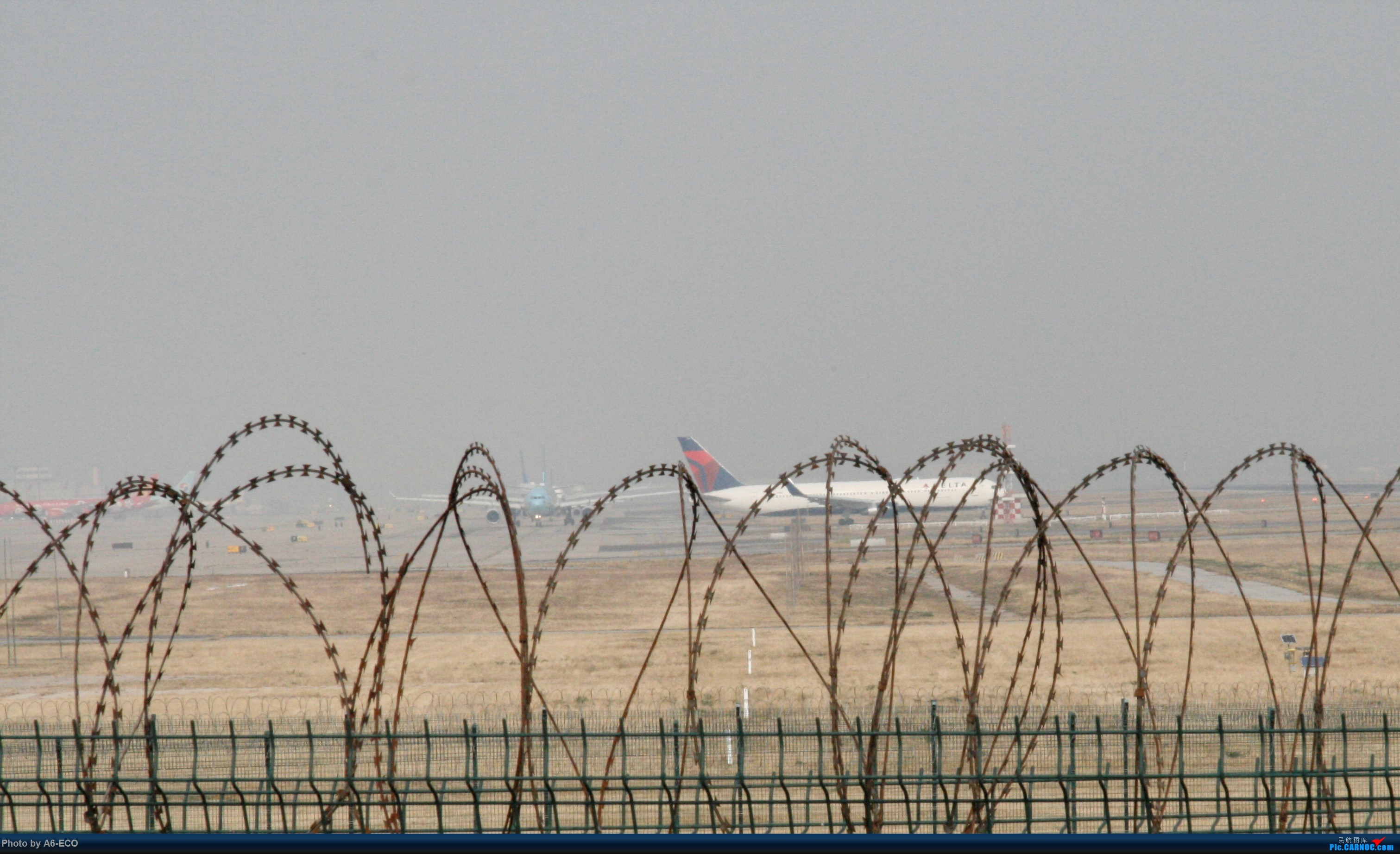 Re:[原创]【Siriの拍机】再次出现PEK BOEING 767-300ER N1610D 中国北京首都国际机场