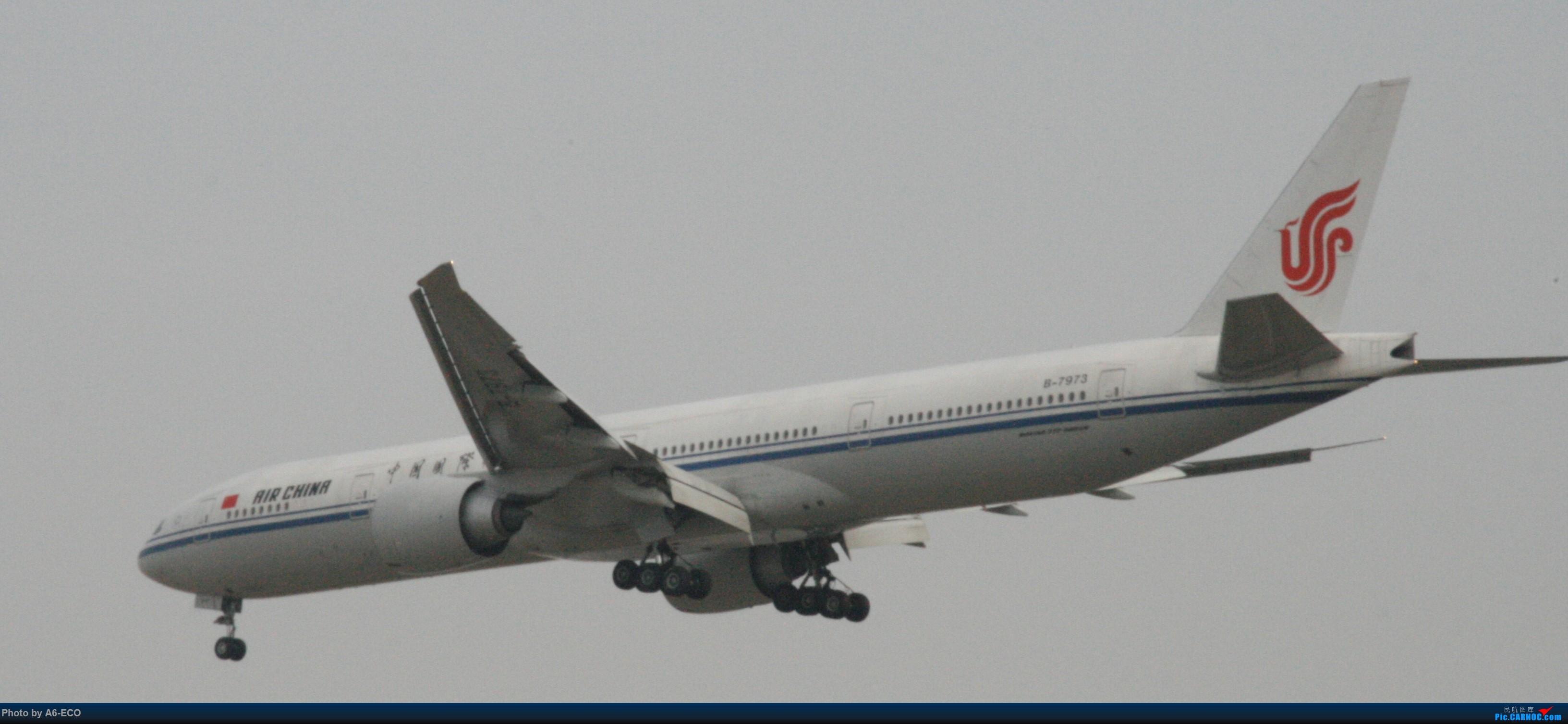 Re:[原创]【Siriの拍机】再次出现PEK BOEING 777-300ER B-7973 中国北京首都国际机场