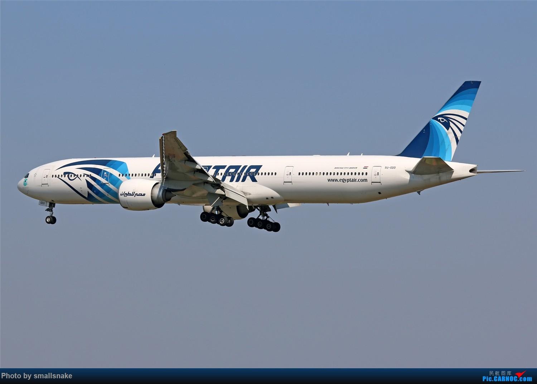 Re:[原创]国庆期间,CAN的那些宽体们... BOEING 777-300ER SU-GDO 广州白云国际机场
