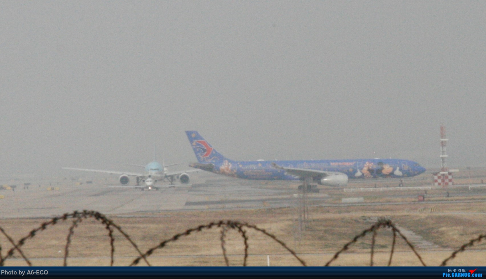 Re:[原创]【Siriの拍机】再次出现PEK AIRBUS A330-300 B-6507 中国北京首都国际机场