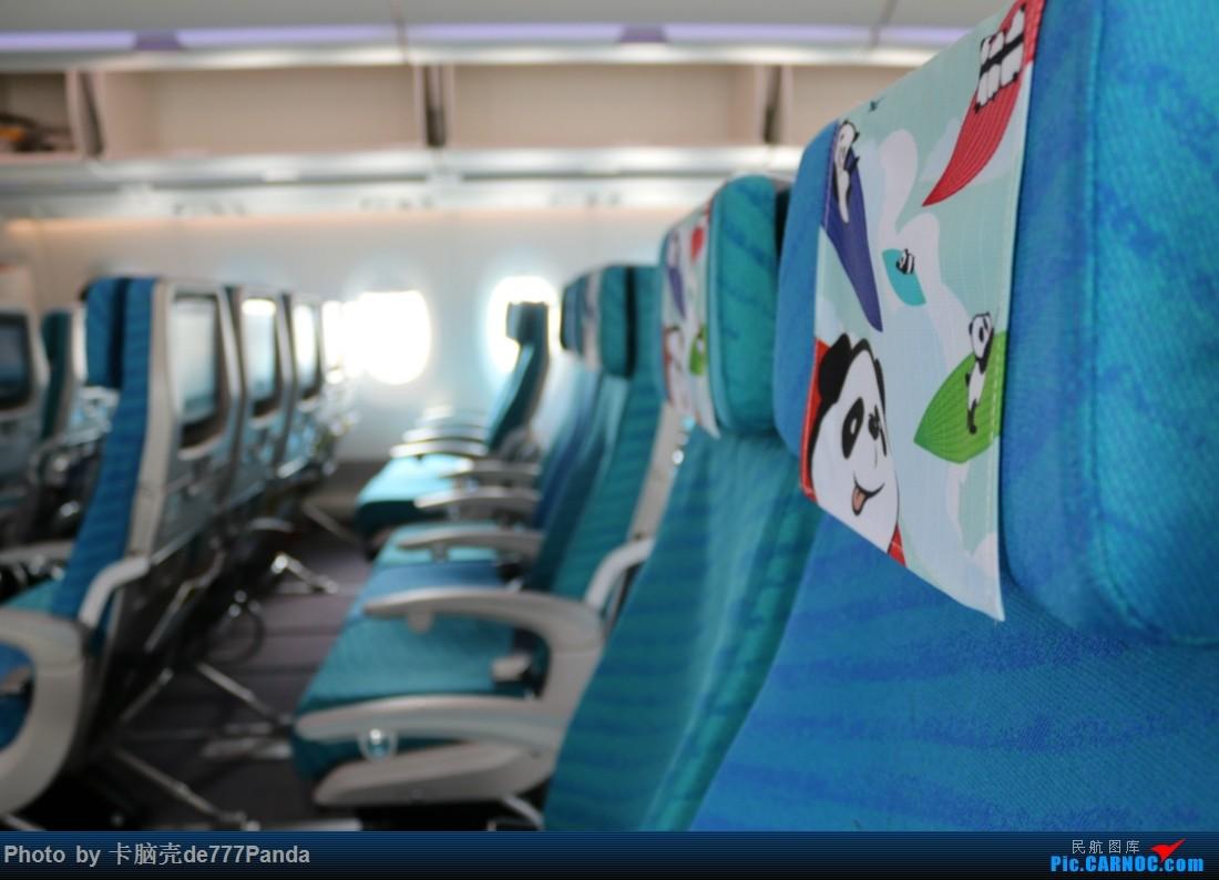 Re:[原创]9月CTU拍机,川航熊猫机初体验 AIRBUS A350-900 B-301D