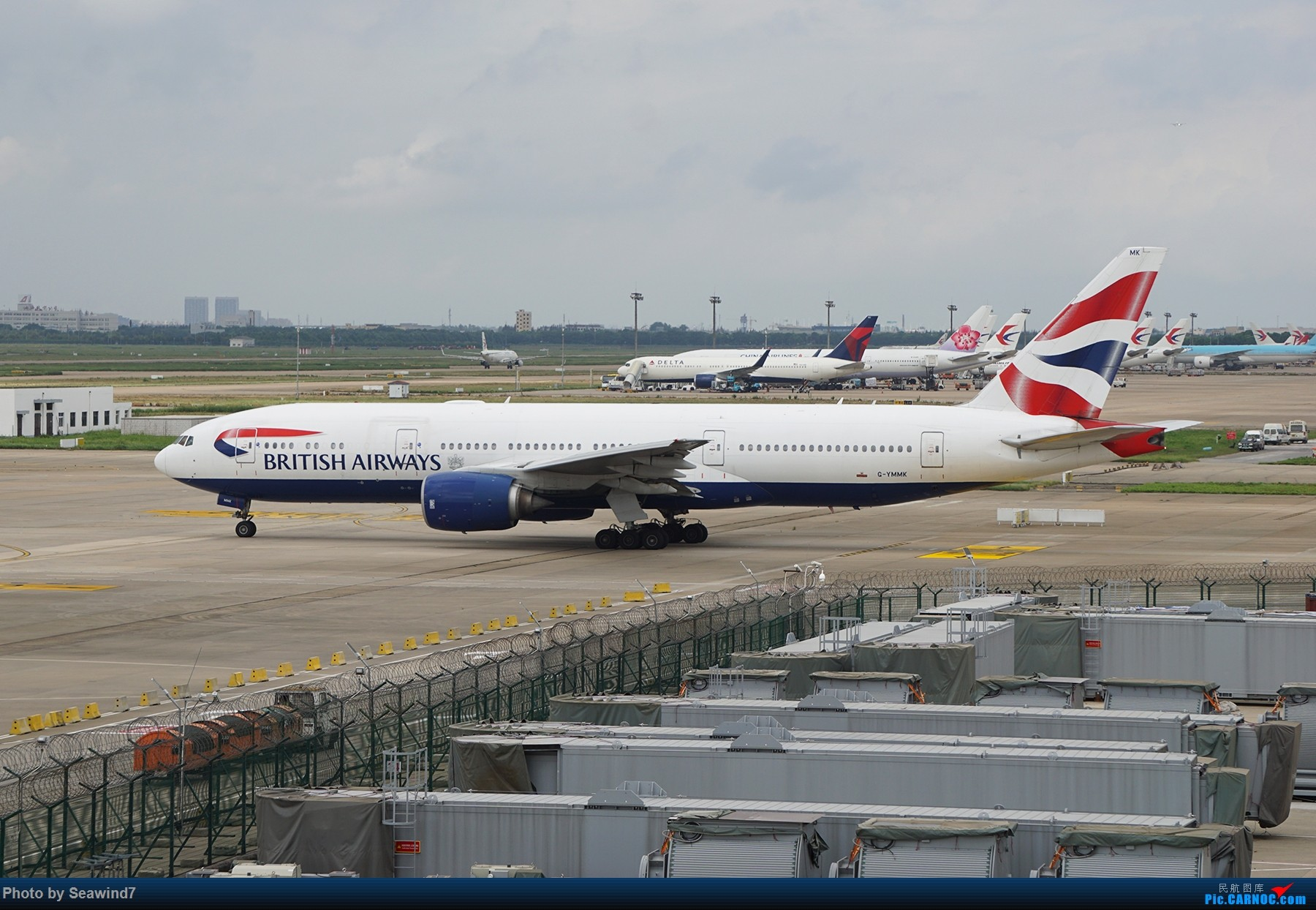 Re:[原创]浦东拍机记 BOEING 777-200ER  中国上海浦东国际机场