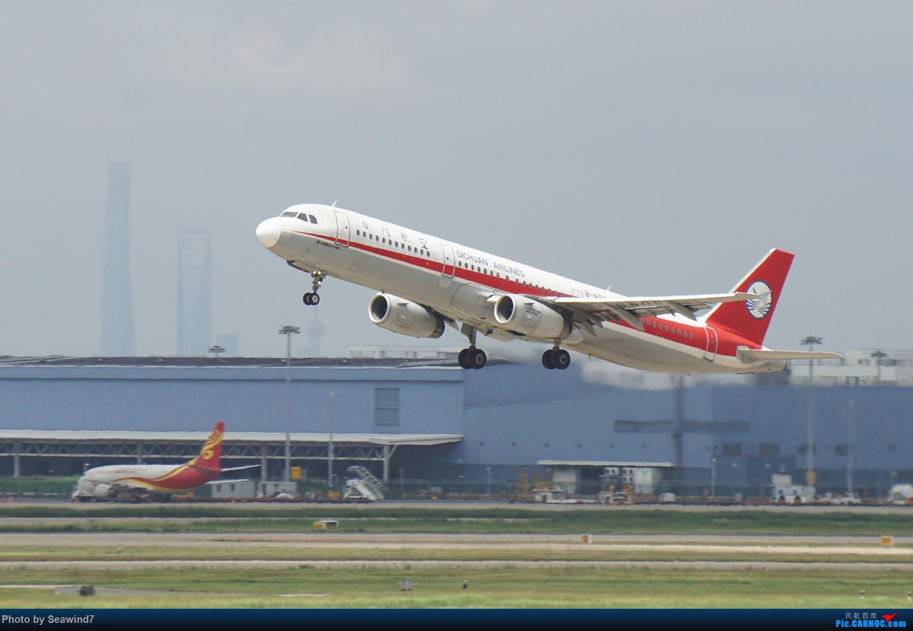 Re:[原创]浦东拍机记 AIRBUS A321-200 B-6906 中国上海浦东国际机场